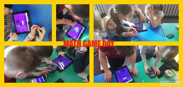 math game day